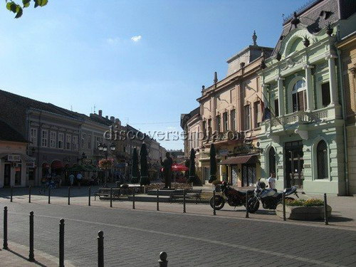 Pictures of Novi Sad
