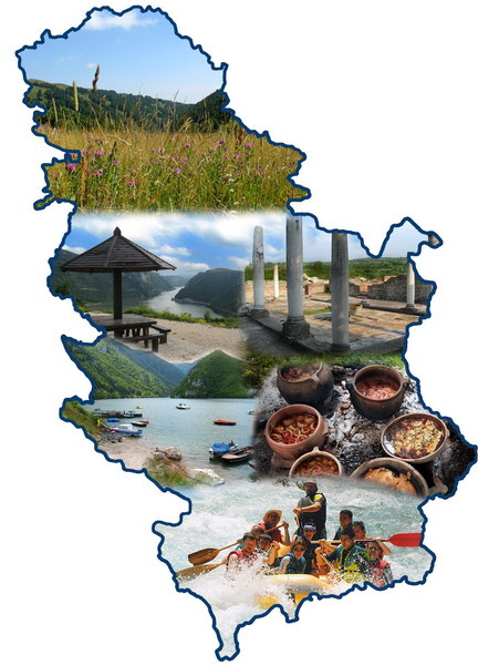 Visit and discover Serbia